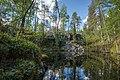 Pond at Kivitunturi in Savukoski, Lapland, Finland, 2021 June.jpg