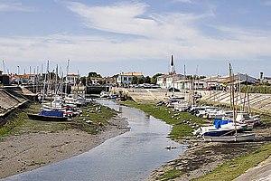 Ars-en-Ré - Image: Port Ars en Re