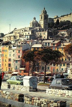 Portovenere, Liguria, Italia
