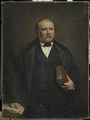 Portrait de William Priestley