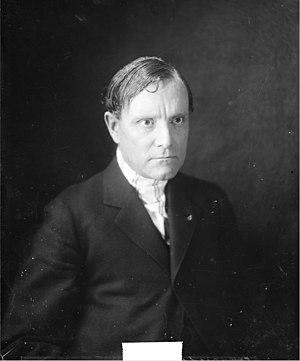 John Winthrop Chanler - Image: Portrait of J. A. Chaloner by Rufus Holsinger, 1918