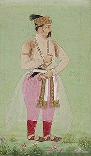Daniyal Mirza Shahzada of the Mughal Empire