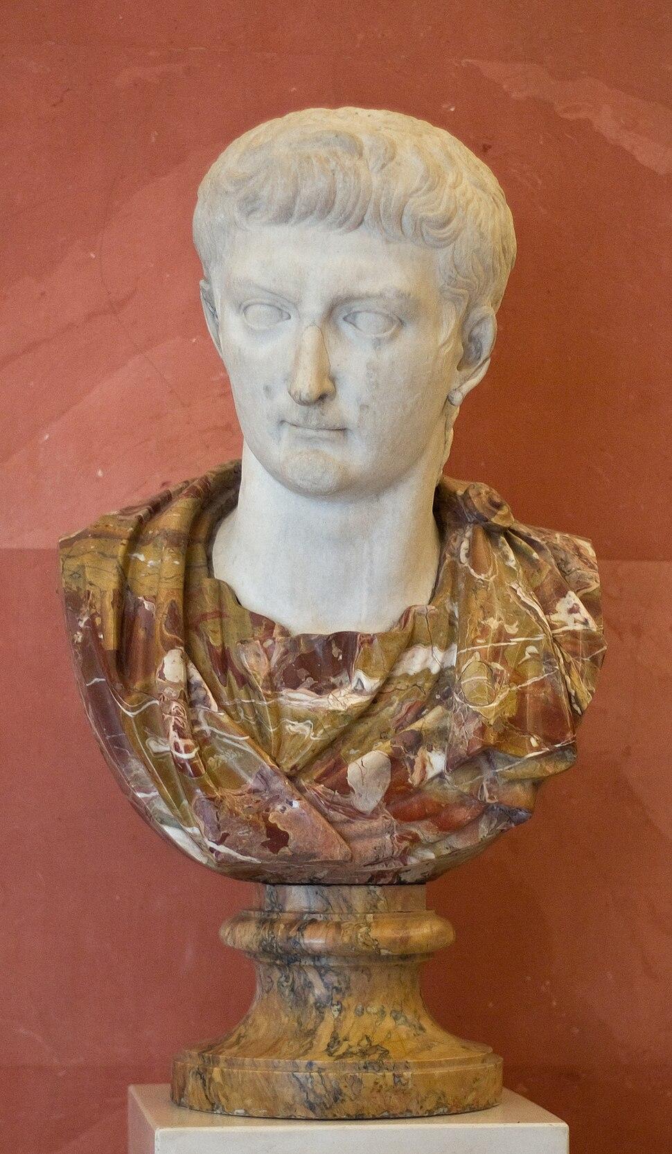 Portrait of Tiberius - Портрет Тиберия A54, 1