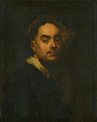 Portrait of a Man (Selfportrait)