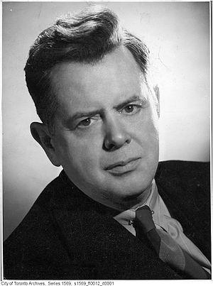 Ernest MacMillan - Image: Portrait photograph of Sir Ernest Mac Millan in 1940 by Noel Rubie
