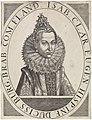 Portret van Isabella Clara Eugenia, infante van Spanje Belgiae Pacificatorum Vera Delineatio (serietitel), RP-P-OB-55.215.jpg