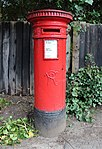 Post box on Upton Road near Vyner Road South.jpg