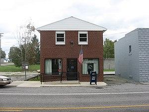 New Bloomington, Ohio - New Bloomington's post office
