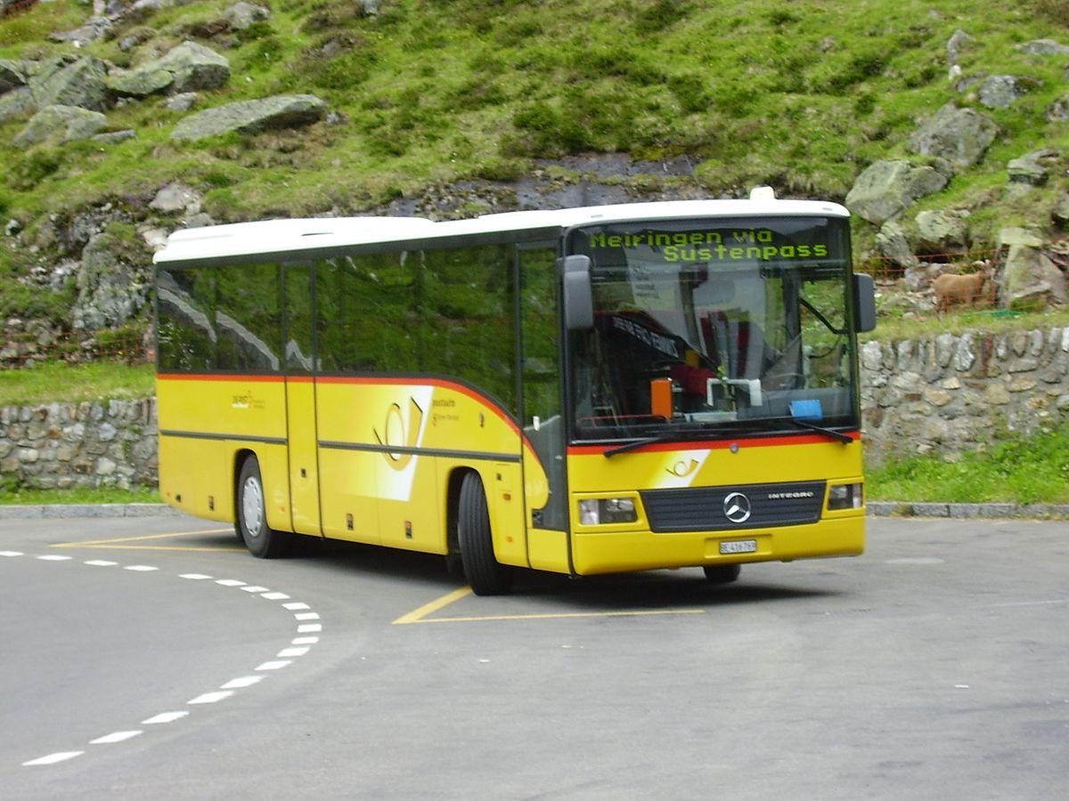 Postbus (vervoermiddel) - Wikipedia