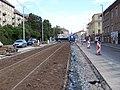 Průběžná, rekonstrukce TT, od Petrovické k Pitkovické.jpg