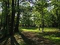 Praha, Motol, park ve starém Motole.JPG