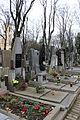 Praha, hřbitov Malvazinky, hrob Krejbichových (B) 1.jpg