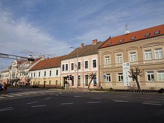 Prelog, Croatia Town in Međimurje, Croatia