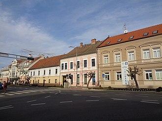 Međimurje County - Town of Prelog