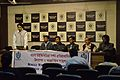 Press Conference - Bengali Wikipedia 10th Anniversary Celebration - Kolkata 2015-01-02 2140.JPG
