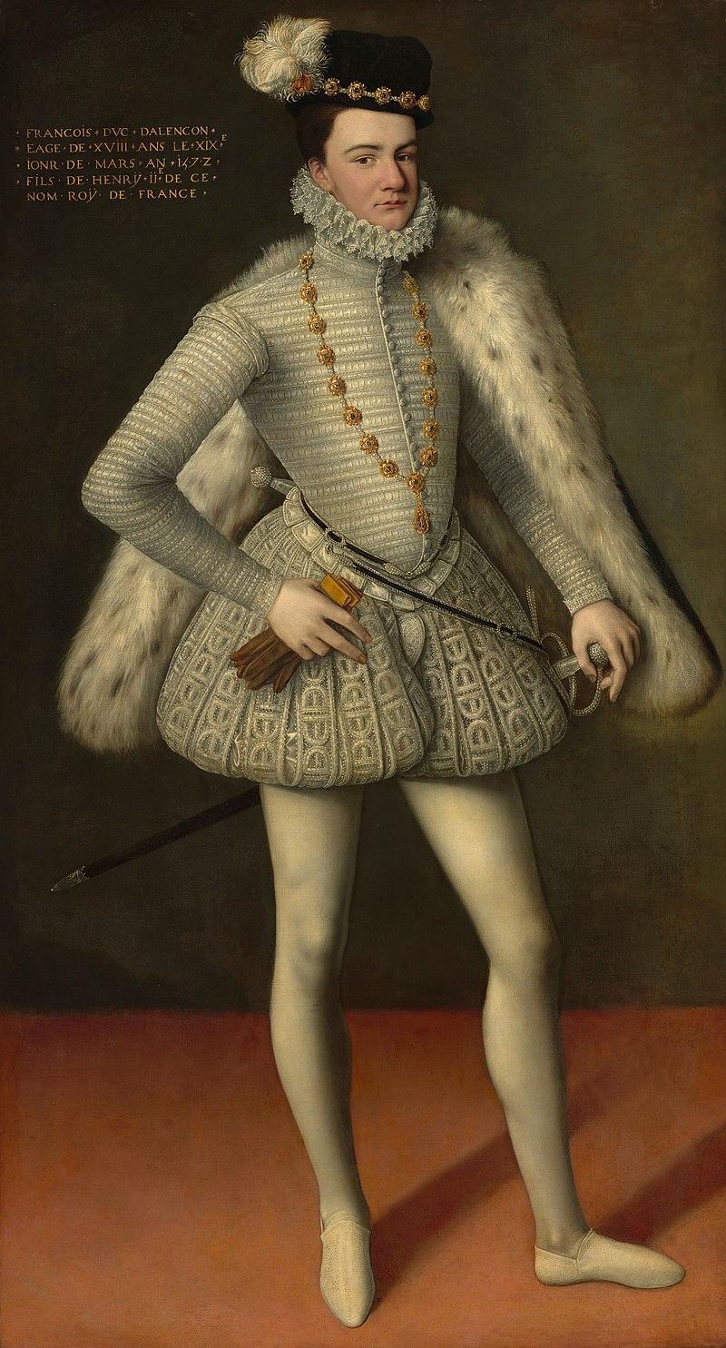 Принц Эркюль-Франсуа, герцога алансонского A28687.jpg