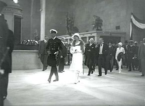 Prince of Wales at the official opening of Union Station.jpg