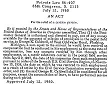 Act of Congress   Wikipedia the free encyclopedia hexWOyNn