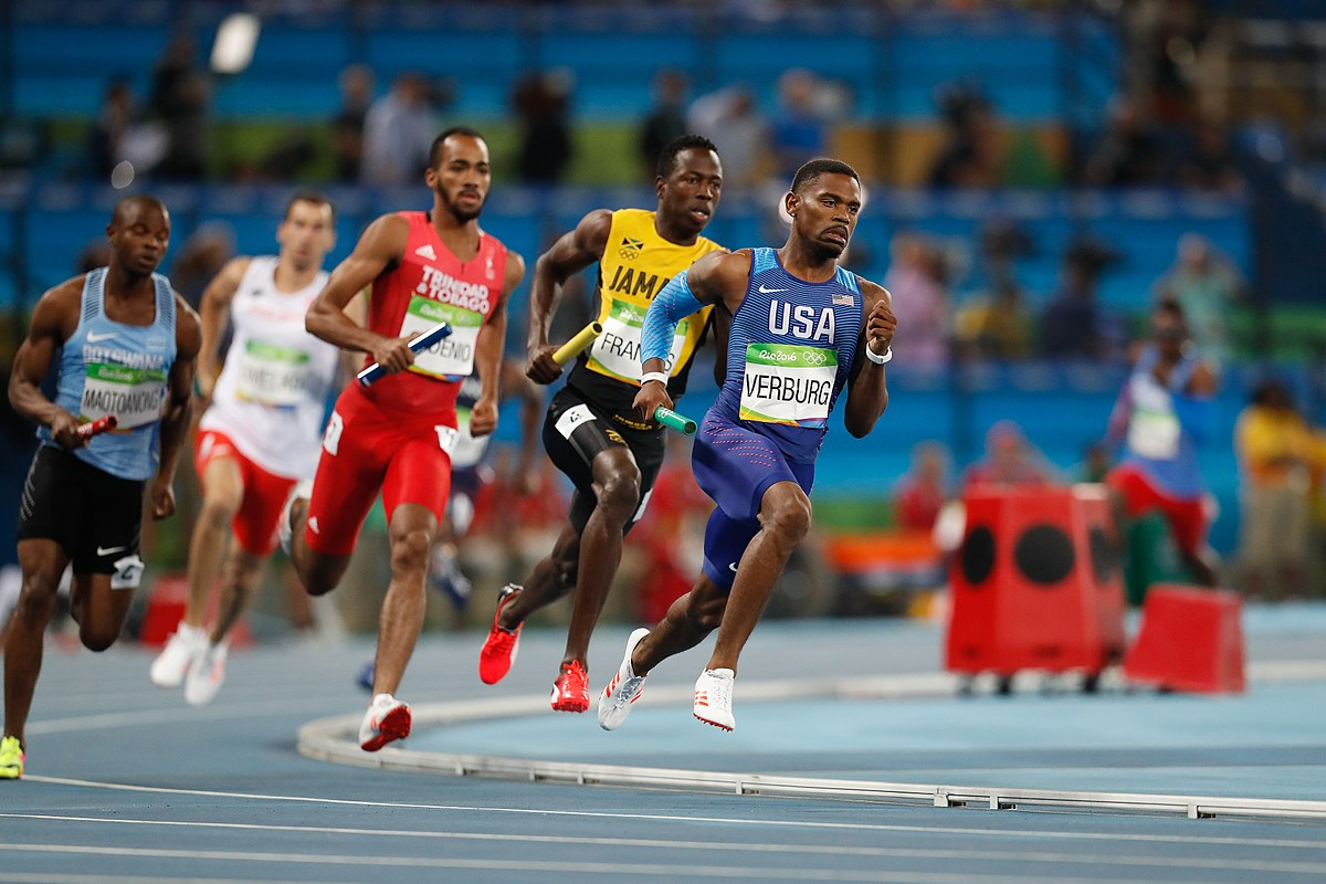 Athletics At The 2016 Summer Olympics Men S 4 215 400
