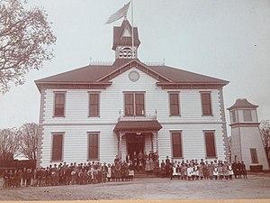 Easton, California - Public School