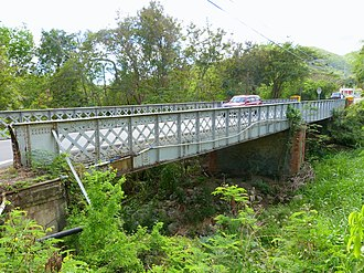 National Register of Historic Places listings in southern Puerto Rico - Image: Puente de Cayey 1 Guayama Puerto Rico