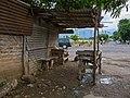Puesto abandonado en el mercado de Ateos El Salvador.jpg