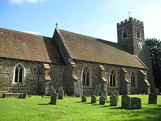 Pulloxhill - Image: Pulloxhill The Church of St James the Apostle geograph.org.uk 871581