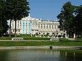 Pushkin Catherine Palace SE facade as seen from gardens 02.jpg