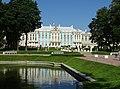 Pushkin Catherine Palace SE facade as seen from gardens 05.jpg