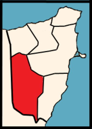 Qardho District - Image: Qardho district