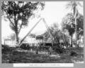 Queensland State Archives 3096 Boring plant at site of pier 25 Kangaroo Point Brisbane 7 August 1934.png