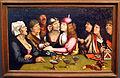 Quentin metsys (scuola), il matrimonio diseguale, 1525-30 ca. 01.JPG