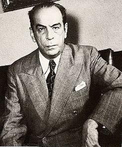 Rómulo Gallegos 1940