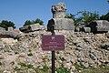 Römischer Tempel in Nin, Kroatien 4.JPG