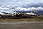 RAA DC-6B N7919C