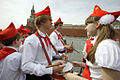 RIAN archive 665535 Young Pioneer induction ceremony held at Moscow's Red Square.jpg