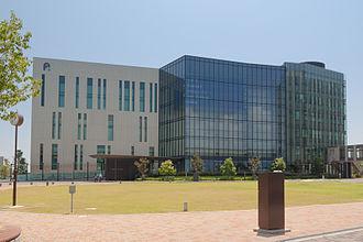 Riken - Advanced Institute for Computational Science in Kobe