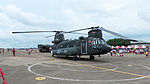 ROCA CH-47 7302 Display at Ching Chuang Kang AFB Apron 20140719a.jpg