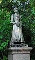 RO IF Cernica monastery Maria Romanoff statue.jpg