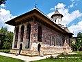 RO SV Biserica Buna Vestire a mănăstirii Moldovița.JPG