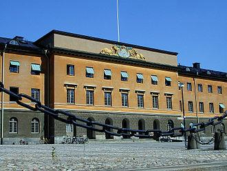Swedish National Heritage Board - Image: Raafront