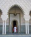 Rabat mausoleum mohammed v.jpg
