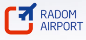 Radom Airport - Image: Radom Airport logo English