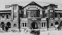 1930年代の総督府交通局鉄道部
