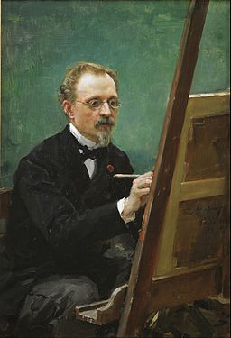 Raimundo de Madrazo - Portrait of Federico de Madrazo Painting - Google Art Project