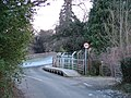 Raised footpath, Paytoe Lane, Leintwardine - geograph.org.uk - 1625071.jpg