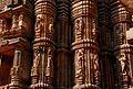 Raja Rani Temple, Bhubaneshwar . Intricate exteriors from the West Side.jpg