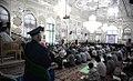 Ramadan 1439 AH, Qur'an reading at Imamzadeh Abdullah Shrine, Gorgan - 20 May 2018 15.jpg