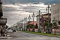 Rampart Street New Orleans down from Canal 2009.jpg