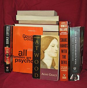 Random House of Canada - A small collection of books published by the imprints of Random House of Canada.